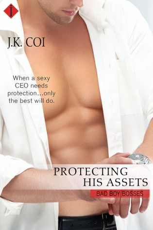 Protecting his Assets by J.K. Coi