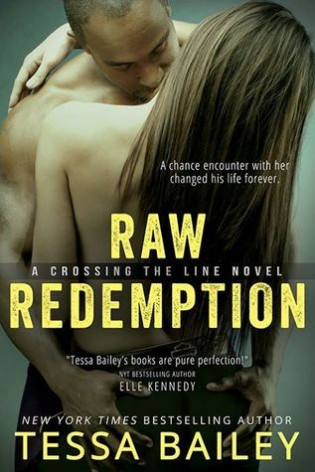 Raw Temptation by Tessa Bailey