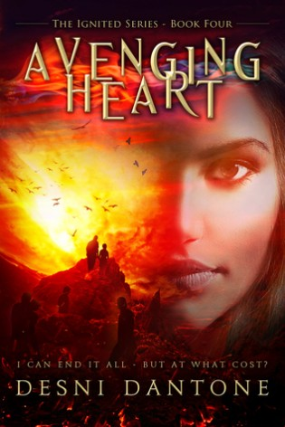Avenging Heart by Desni Dantone