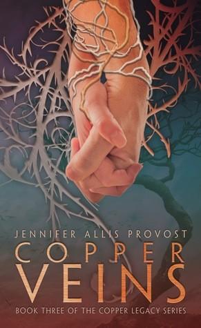 Copper Veins by Jennifer Allis Provost