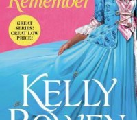 ARC Review: A Duke to Remember by Kelly Bowen