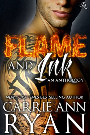 Flame and Ink by Carrie Ann Ryan
