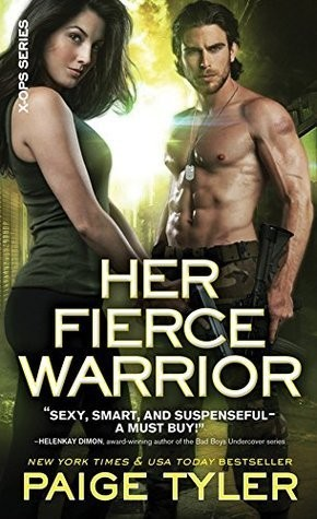 Her Fierce Warrior by Paige Tyler
