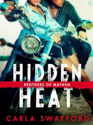Hidden Heat by Carla Swafford