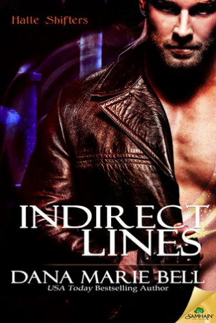 Indirect Lines by Dana Marie Bell