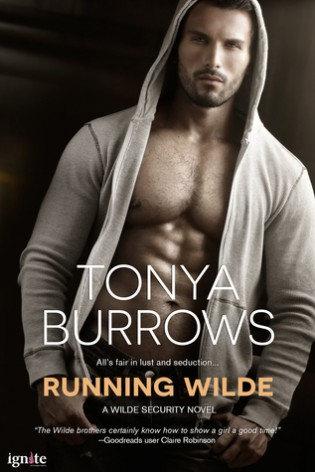 Running Wilde by Tonya Burrows