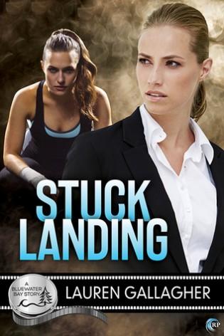 Stuck Landing by Lauren Gallagher