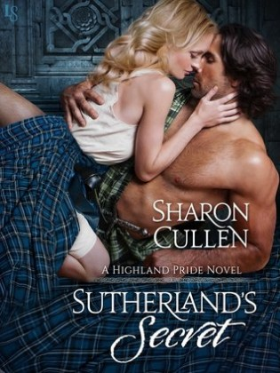 Sutherland's Secret by Sharon Cullen