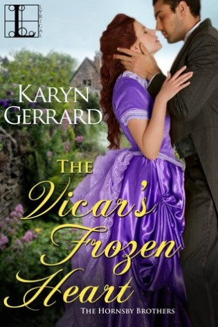 The Vicar's Frozen Heart by Karyn Gerrard