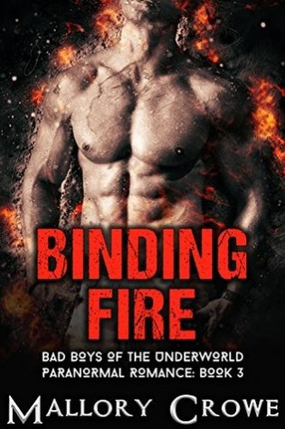 Binding Fire by Mallory Crowe