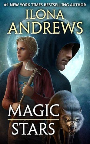 ARC Review: Magic Stars by Ilona Andrews