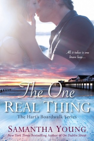 ARC Review: The One Real Thing by Samantha Young