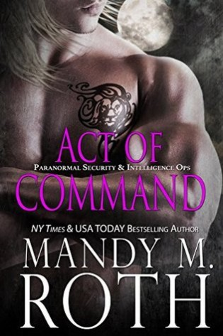 Act of Command by Mandy M. Roth