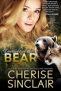 Eventide of the Bear by Cherise Sinclair