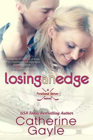 Losing an Edge by Catherine Gayle