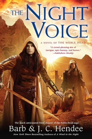 The Night Voice by Barb Hendee