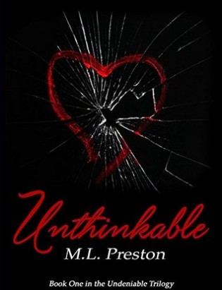 Unthinkable by ML Preston