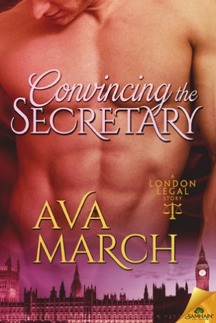ARC Review: Convincing the Secretary by Ava March