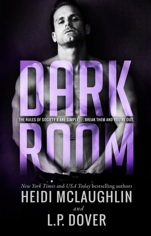 Dark Room by Heidi McLaughlin and L.P. Dover