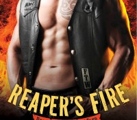 ARC Review: Reaper's Fire by Joanna Wylde