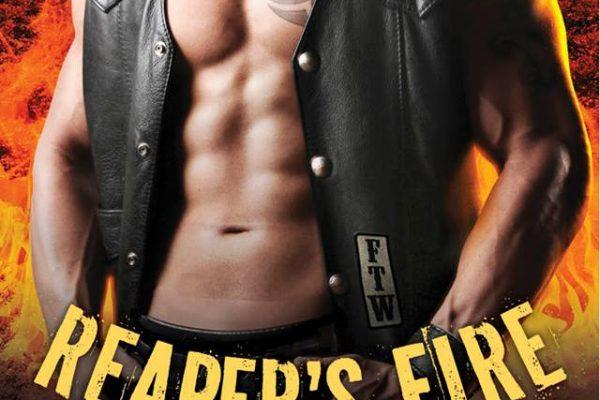 ARC Review: Reaper's Fire by Joanna Wylde