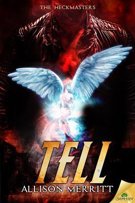 Tell by Allison Merritt