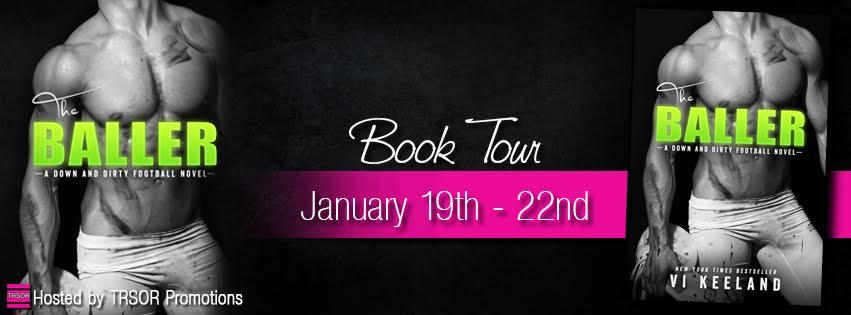 the baller book tour