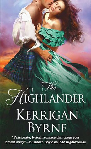 ARC Review: The Highlander by Kerrigan Byrne