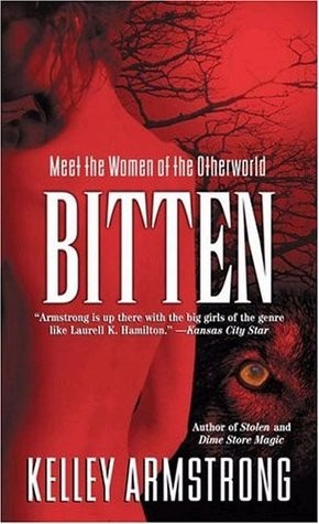 Weekend Highlight: Women of the Otherworld Series by Kelley Armstrong