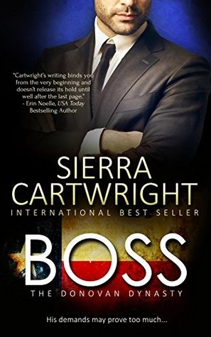Boss by Sierra Cartwright