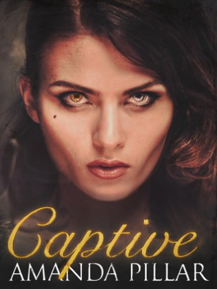 Captive by Amanda Pillar
