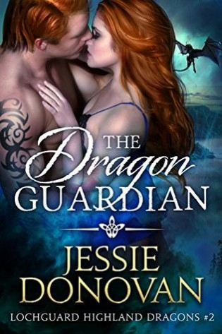 The Dragon Guardian	by Jessie Donovan