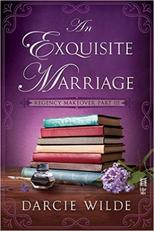 ARC Review: An Exquisite Marriage by Darcie Wilde