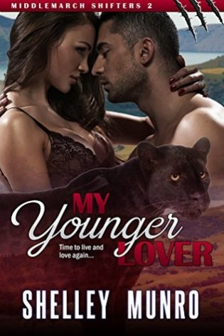 My Younger Lover by Shelley Munro