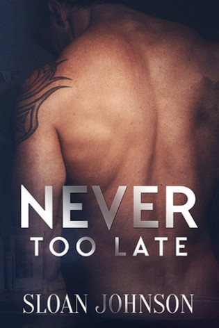 Never Too Late by Sloan Johnson