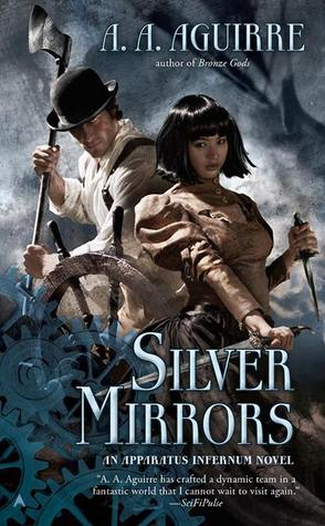 Review: Silver Mirrors by A.A. Aguirre