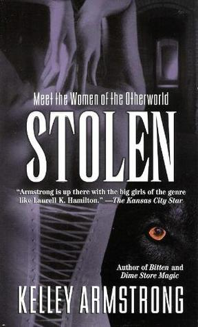 #Rollbackweek Review: Stolen by Kelley Armstrong