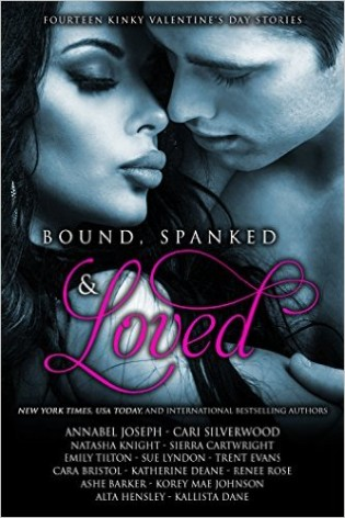 ARC Review: Bound, Spanked and Loved by Annabel Joseph, Sierra Cartwright, Cari Silverwood and more
