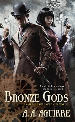 Review: Bronze Gods by A.A. Aguirre