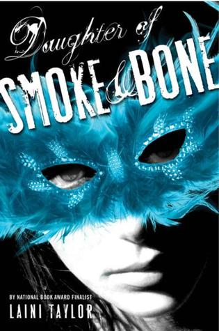 #Rollbackweek Review: Daughter of Smoke and Bone by Laini Taylor