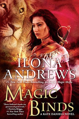 ARC Review: Magic Binds by Ilona Andrews