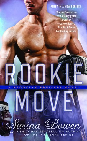 ARC Review: Rookie Move by Sarina Bowen