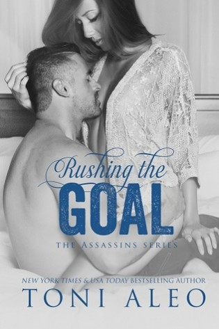 Rushing the Goal by Toni Aleo
