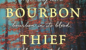 ARC Review: The Bourbon Thief by Tiffany Reisz