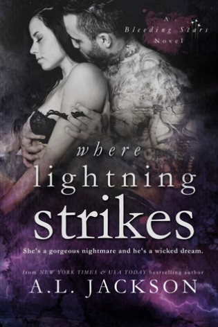 Where Lightning Strikes by A.L. Jackson