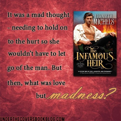 Infamous Heir Quote