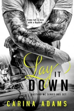 Lay It Down by Carina Adams