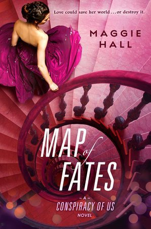 Map of Fates by Maggie Hall