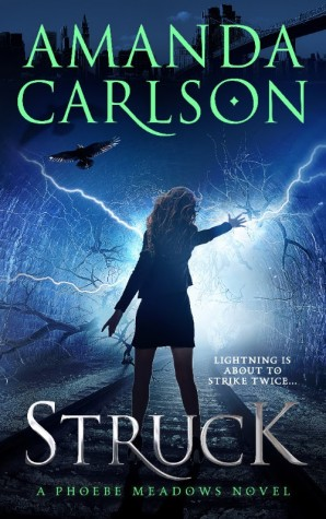 ARC Review: Struck by Amanda Carlson