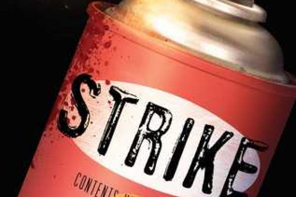 Strike by Delilah S Dawson